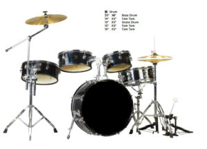 Drum Set (DS205-02) pictures & photos