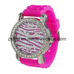 Geneva Silicone Watch (FY-SW-476)