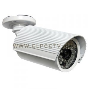 700 TVL Outdoor Waterproof IR Home Security System Bullet Camera (ELP-D8570F)