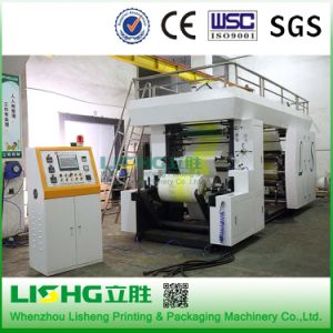 Ci Film Flexo Printing Machine, Roll to Roll Printing pictures & photos