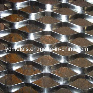 Factory Decorative Aluminum Expanded Metal pictures & photos