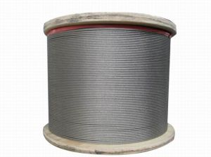 Non-Rotating Stainless Steel Wire Rope (19x7)