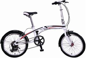 20 Inch 6 Speed Alloy Folding Bike pictures & photos