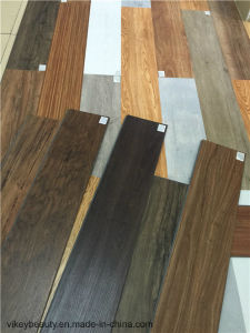Wood Click PVC Flooring Environmental Protection European Style