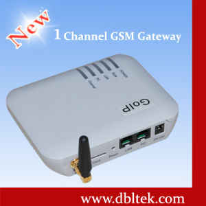 1 Channel GSM Gateway With 1 SIM Card Goip VoIP pictures & photos