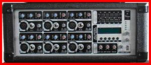 Professional Audio Mixer, Pa Power Mixer (BA6200L)
