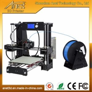 Anet High Speed Precision OEM 3D Printer for School / Family / Rd / Studio pictures & photos