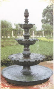 Cast Iron Fountain (CAF39) pictures & photos