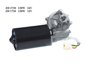 Bus Windshield Wiper Motor 80nm 120W 24V/12V pictures & photos