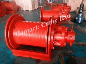 Drilling Rig Hydraulic Winch Hoisting Hydraulic Winch