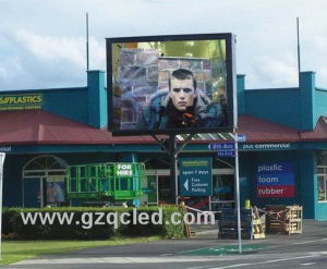 P10 Outdoor Full Color LED Screen pictures & photos
