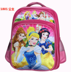 Fashion Frozen Anna&Elsar Cute Cartoon Kids School Bags Backpack pictures & photos