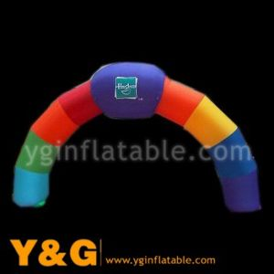 Ranbow Inflatable Arch (GA057)