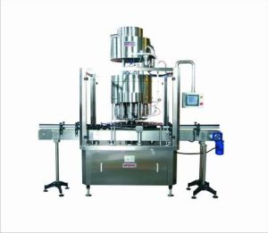 Automatic Rotary Plastic Cover Capping Machine (SXG-8)