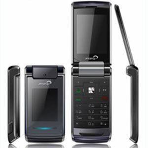 TV Dual SIM & Cameras Unlocked Flip Cell Phone (JCV10)