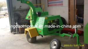 Wood Chipper with 18HP Yanmar Diesel Engine pictures & photos