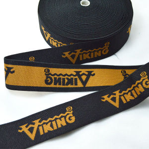 Factory Direct Supply Custom Jacquard Elastic Band pictures & photos
