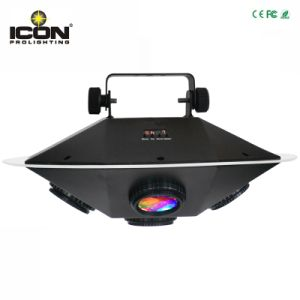 High Power New 75W Rotation LED Effect Light UFO (ICON-A050) pictures & photos