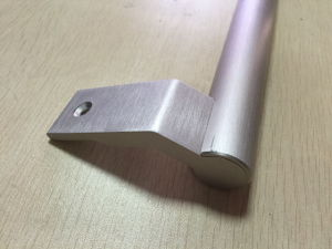 Aluminium Handle for Oven and Refregerator pictures & photos