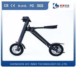 Adults Two Wheel Folding Scooter with Li-ion Battery pictures & photos
