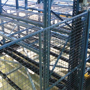Steel Rack Accessories Wire Fencing pictures & photos