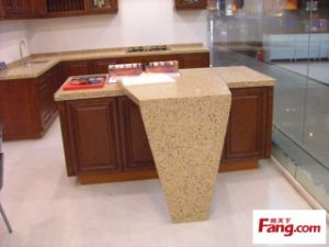 Chinese Artificial Quartz Stone for Vanity Tops pictures & photos