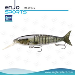 Multi Jointed Life-Like Fishing Lure Swimbait Deep Diving Artificial Fishing Tackle Fishing Gear pictures & photos