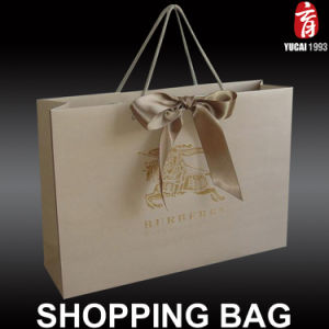 American Custom Gift Bag with Ribbon Handle pictures & photos