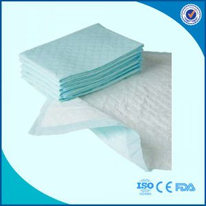 Disposable Hospital Incontinent Adult Bedsheet Patient Medical Underpad pictures & photos