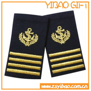 High Quality Fabric Embroidered Patches for Garment (YB-e-001) pictures & photos
