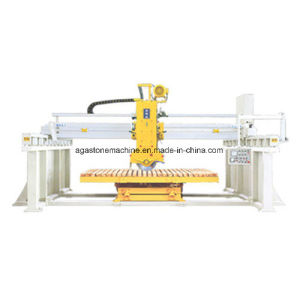 Hq600 Bridge Saw Max Cut Size 3200X2000 mm Slab for Granite Marble Tile Countertop pictures & photos