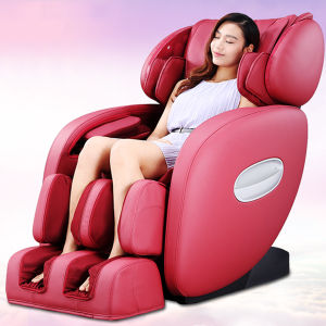 Comfortable Air Pressure Electric Foot Massage Sofa Chair pictures & photos