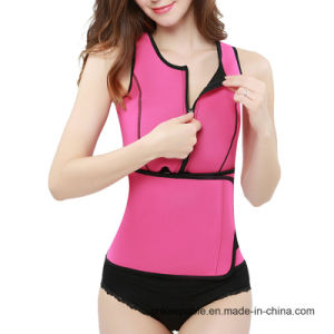 Ultra Sweat Body Shaper Corset Neoprene Girdle Waist Trainer Vest pictures & photos