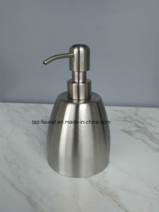 Hot Selling Conical Shape Ss304 Anticorrosive Soap Dispenser for Bathroom pictures & photos