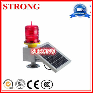Beacon Light Airport Sal Aviation Obstruction Solar Warning Roof Light pictures & photos