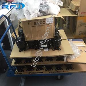 R134A Sc12g Secop Refrigerator Copeland Compressor with 220V-240V/50Hz pictures & photos