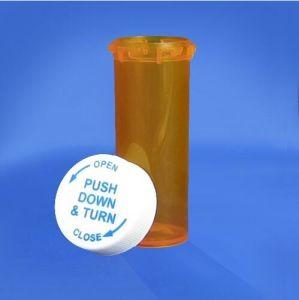 20 DRAM Push Down Cap Herb Vials pictures & photos