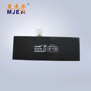 Three Phase Bridge Diode Bridge Rectifier Diode Module (SQL 200A) pictures & photos