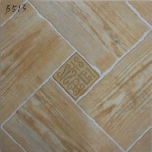Wooden Look Glazed Inkjet Rustic Floor Tile pictures & photos