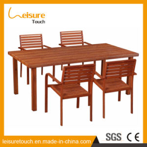Outdoor Garden Furniture Powder Spraying Hotel Chair and Table with Aluminum pictures & photos