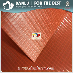 Tarpulin Fabric of Mesh for Tents pictures & photos