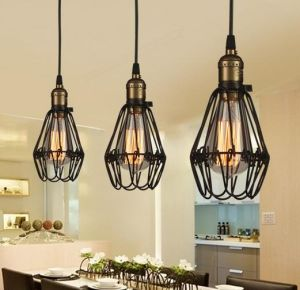 Modern Romantic Metal Coffee Shop Decorative Pendent Lamp Light pictures & photos