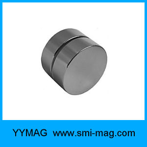 Strong Magnets Nickel Round Disc Rare Earth Neodymium Magnet pictures & photos