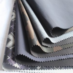 Double Color Polyester Composite (SL22052-3) pictures & photos