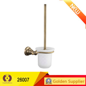 High Grade Bathroom Accressories Sanitary Ware Toilet Brush Holder (26007) pictures & photos