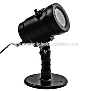 Waterproof LED Projector Light with 14PCS Swithable Pattern Slides pictures & photos