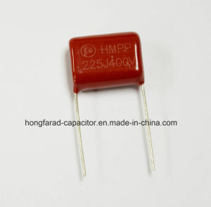2.2UF 400V Cbb21 High Frequency Metallized Polypropylene Film Capacitor pictures & photos