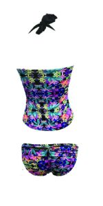 Women′s Printed Swimwear Set-03 pictures & photos