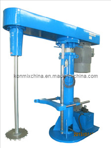 High Speed Disperser Machine for Paint, Inks, Coating, Pigment Mixing pictures & photos