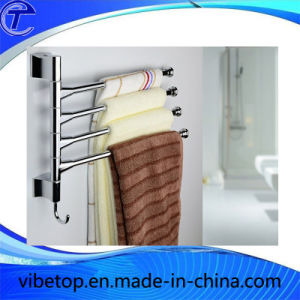 Bathroom Stainless Steel Towel Racks (TR-07) pictures & photos